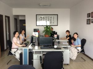 Staff in EXJ China
